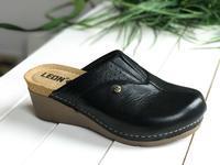 Leons obuv 1002 černá