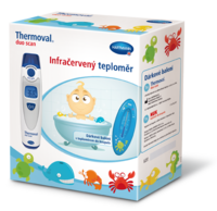Thermoval® Duo Scan + teploměr NUK do koupele