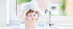Dětská koupelová kosmetika Kneipp