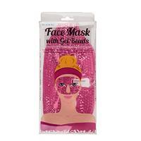 Maska gelová - růžová