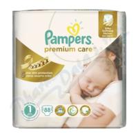 PAMPERS Premium Care 1 NEWBORN 88ks 2-5kg