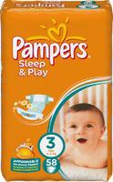 Pampers Sleep&Play Midi