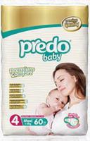 PredoBaby Maxi, jumbo pack 60ks