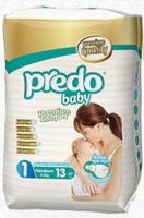 PredoBaby Newborn, small pack 13ks