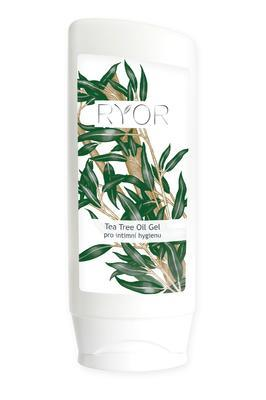 ryor tea tree oil pro intimní hygienu, Tea tree oil