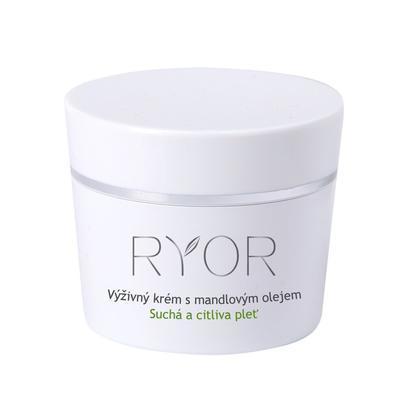 Ryor výživný krém s mandlovým olejem - 1