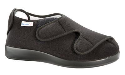 Zdravotní obuv Varomed Dublin, černá | 42 | R