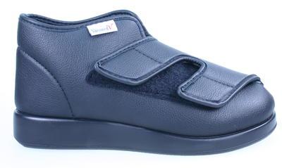 Obvazová obuv Varomed London, černá | 44 | L - 1