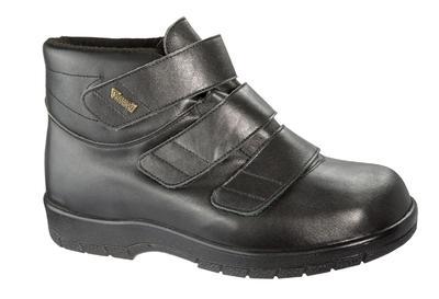 Zimní pánská kožená obuv Varomed Kiew
