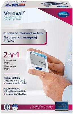 Veroval® Tlakoměr s EKG - 1