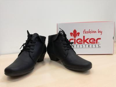 Rieker obuv kotníková dámská, vel.38 - 1