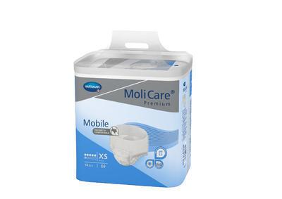 Molicare Mobile 6 kapek XS