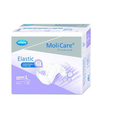 Molicare Elastic 8 kapek L