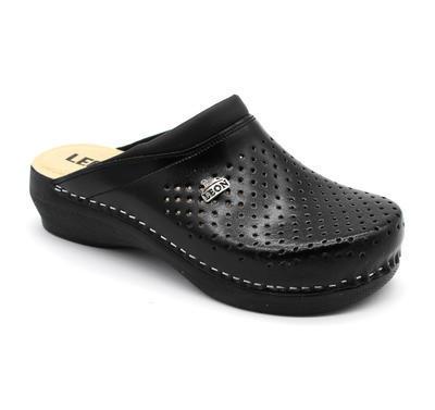 Leons obuv 100 černá