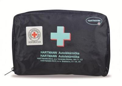 Autolékárnička Hartmann - modrá, modrá - 1