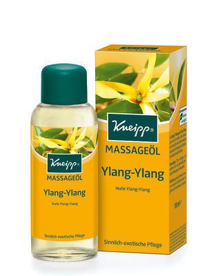Kneipp Masážní olej Ylang-Ylang