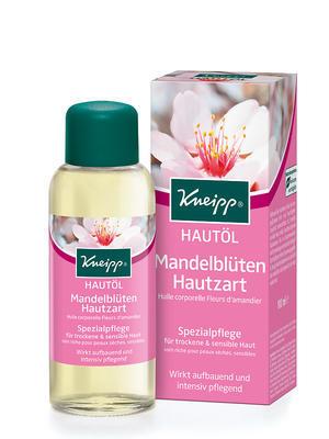 Kneipp Tělový olej Mandlové květy
