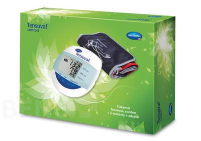 Tensoval® comfort s manžetami (M+L) + síťový adaptér - dárkové balení - 1