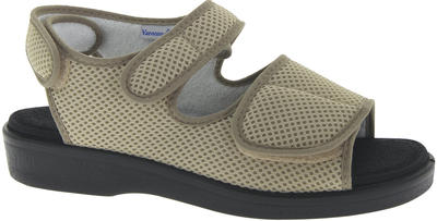 Zdravotní sandály Varomed Genf, béžová | 48 | L