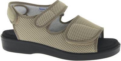 Zdravotní sandály Varomed Genf, béžová | 46 | L