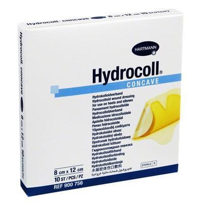 Hydrocoll®, Hydrocoll concave | 8 x 12 cm | 10 ks - 1