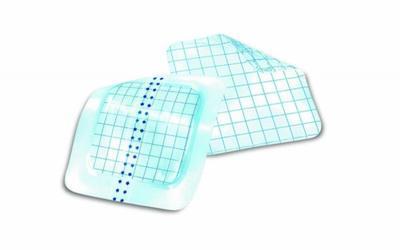 Hydrosorb®, Hydrosorb comfort | 12,5 x 12,5 cm | 5 ks