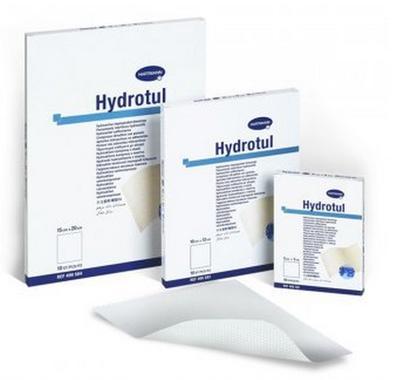 Hydrotul®, 5 x 5 cm | 10 Ks - 1
