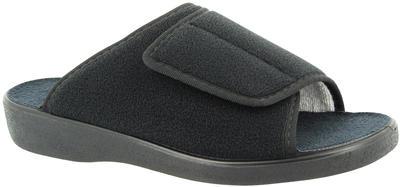 Obvazové pantofle Varomed Ibiza, černá | 45 | L - 1