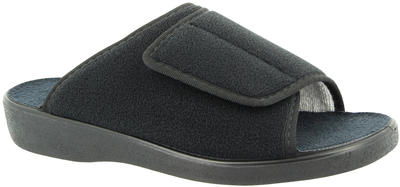 Obvazové pantofle Varomed Ibiza, černá | 40 | L - 1
