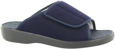 Obvazové pantofle Varomed Ibiza, modrá | 46 | L - 1