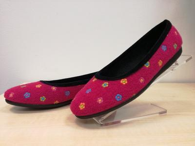 aza-fuxia v.37 papuče, velikost 37