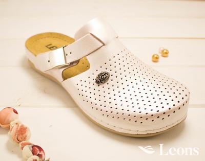 leons 950 v.38 zdrav.obuv perla, Velikost 38 - 1