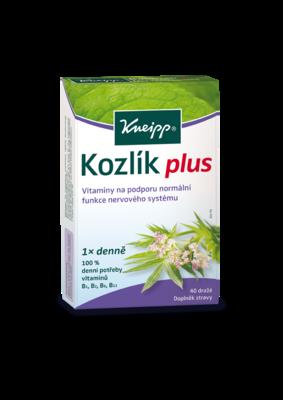 Kneipp® Kozlík plus dražé 40 tbl.