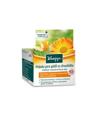 Kneipp® máslo pro péči o chodidla 100ml