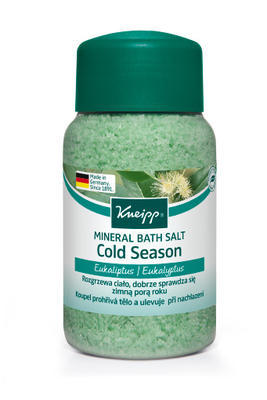 Kneipp® sůl do koupele nachlazení 500g