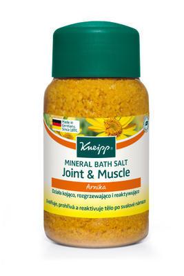 Kneipp® sůl do koupele svaly a klouby 500g