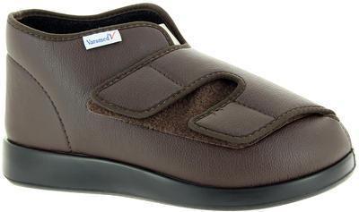 Obvazová obuv Varomed London, hnědá | 45 | L