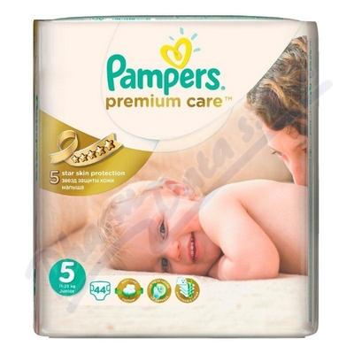 PAMPERS Premium Care 5 Junior 44ks 11-18kg