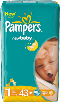 Pampers Active Baby Newborn