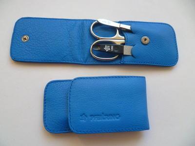Pfeilring Original Solingen Luxusní cestovní manikúrová sada 11186 Modrá - 1