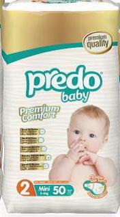 PredoBaby Mini, advantage pack 50ks