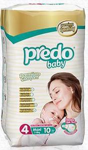 PredoBaby Maxi, small pack 10ks