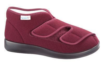 Obvazová obuv Varomed Genua, červená | 43 | L