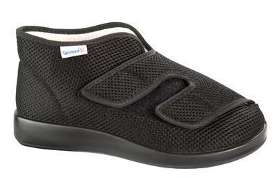 Obvazová obuv Varomed Parma, černá | 45 | L