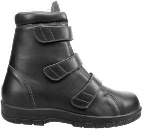 Peroneální obuv Varomed s integrovanou peroneální dlahou, levá | 38 | H