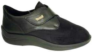 Dámská kožená obuv Varomed Borkum