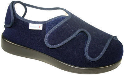 Zdravotní obuv Varomed Dublin, modrá | 42 | R