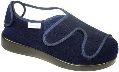 Zdravotní obuv Varomed Dublin, modrá | 45 | R