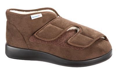 Zimní kotníkové boty Varomed Genua II, hnědá | 45 | L