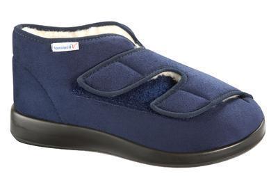 Zimní kotníkové boty Varomed Genua II, modrá | 45 | L